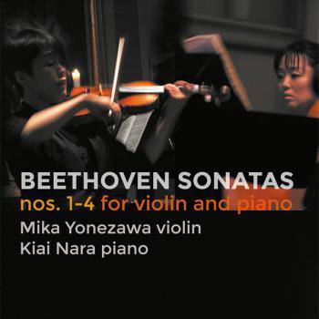 Beethoven Violin Sonatas Nos. 1-4
