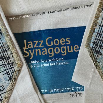 Jazz Goes Synagogue