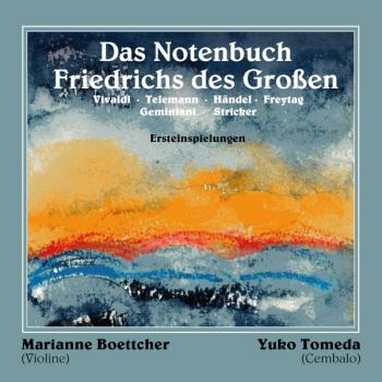 Das Notenbuch Friedrichs des Großen