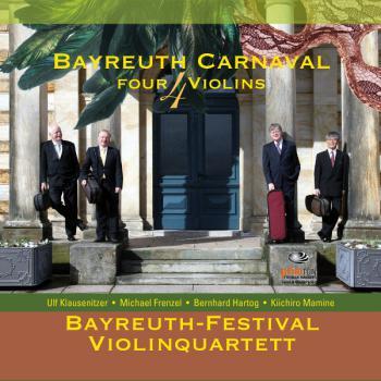 Bayreuth Carnaval 4 Violins